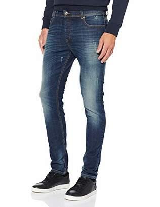 Benetton Men's Basico 2 Man Skinny Jeans,14 (Size: )