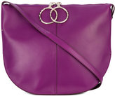 Nina Ricci saddle shoulder bag - women - Leather - One Size