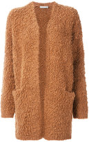 Vince Teddy cardigan - women - Polyester/Cashmere/Wool/Other fibres - S