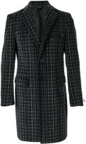 Tonello tailored fitted coat