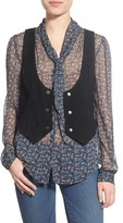 Paige Women's 'Janelle' Suede Vest