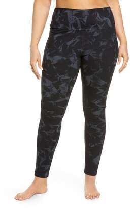 Zella High Waist Studio Lite Ankle Leggings