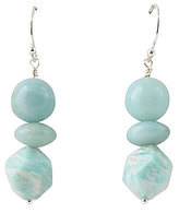 Barse Sterling Silver & Amazonite Drop Earrings