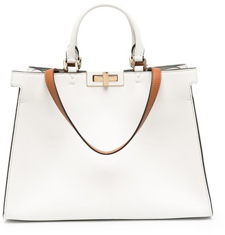 Fendi small Peekaboo X-Tote bag