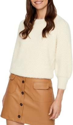 Vero Moda Textured Crew Neck Sweater