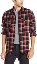 Pendleton Men's Long Sleeve Classic-Fit Buckley Shirt