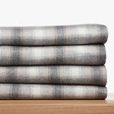 James Perse Plaid Blanket