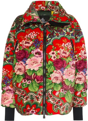 MONCLER GRENOBLE Laax Oversized Jacket