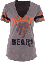 G3 Sports Women's Chicago Bears Any Sunday Rhinestone T-Shirt
