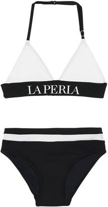 La Perla Lycra Bikini W/ Logo