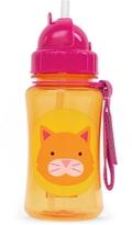 Skip Hop Cat Straw Bottle