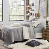 UGG Tahoe Reversible King Quilt in Grey