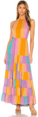 SUNDRESS Neptune Maxi Dress
