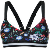 The Upside floral print sports bra - women - Polyester - XXS