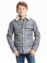 Old Navy Faux Sherpa-Lined Jacket for Boys