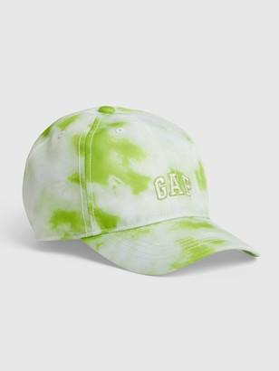 Gap Kids Tie-Dye Logo Tie-Dye Hat