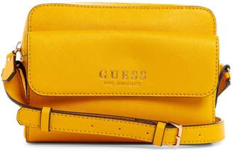GUESS Debora Top Zip Crossbody Bag