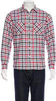 Alex Mill Plaid Flannel Button-Up Shirt