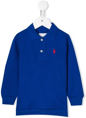Ralph Lauren Kids Polo Pony polo shirt