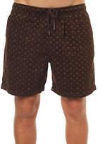 Swell New Men's Morroco Mens Cord Short Cotton Brown