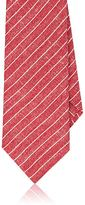 Barneys New York MEN'S PINSTRIPED SILK NECKTIE