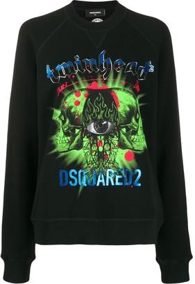 DSQUARED2 Twinhead sweatshirt
