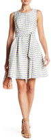 Julie Brown Mariella Sleeveless Button Up Dress