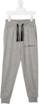 John Richmond Junior Logo Track Pants