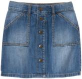 Crazy 8 Jean Skirt