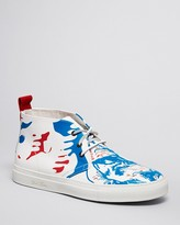 Del Toro Pepsi Live For Now Jaz Alto Chukka Sneakers