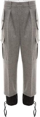 J.W.Anderson Double Hem Cargo Trousers