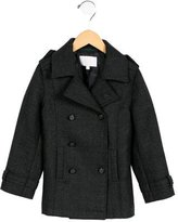 Gucci Girls' Wool Double-Breasted Coat