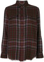 Polo Ralph Lauren check flannel shirt