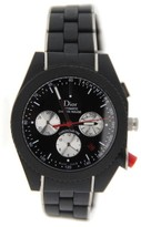 Christian Dior Chiffre Rouge CD084840R001 Chronograph Stainless Steel Watch