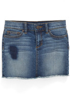 Joe's Jeans Joe&s Jeans Cutoff Denim Skirt (Big Girls)