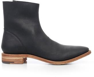 Premiata Kudu Ankle Boots