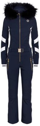 Sportalm Fur-Trim Ski Suit