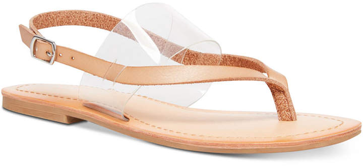 Madden-Girl Sienna Vinyl Sandals