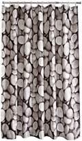Aqualona Pebbles Shower Curtain -Multi