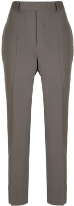 Rick Owens Slim Tailored Trousers