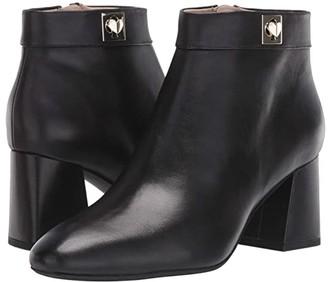 Kate Spade Adalyn (Black Nappa) Women's Shoes
