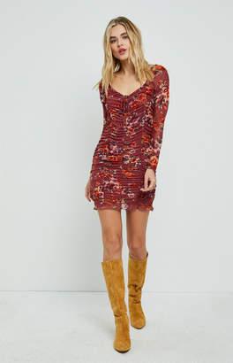 4SI3NNA the Label Harper Mini Dress