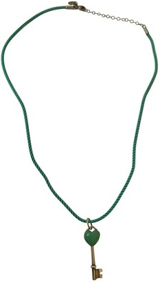 Tiffany & Co. Silver Silver Necklaces