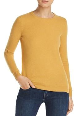 Mustard Cashmere Sweater ShopStyle