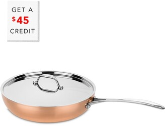 Mepra Frying Pan With Lid