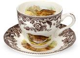 Spode Pheasant Teacup & Saucer