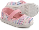 Toms Woven Mary Jane Shoes (For Toddlers and Little Girls)