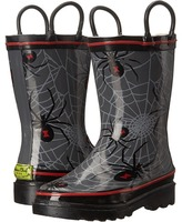 Western Chief Spider Web Crawl Rainboots (Toddler/Little Kid/Big Kid)
