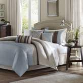 Bed Bath & Beyond Tradewinds King Duvet Cover Set in Blue