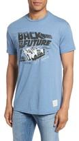 Original Retro Brand Men's Back To The Future Graphic T-Shirt